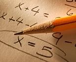 משוואות עם מכנה מספרי - המכילות סוגריים